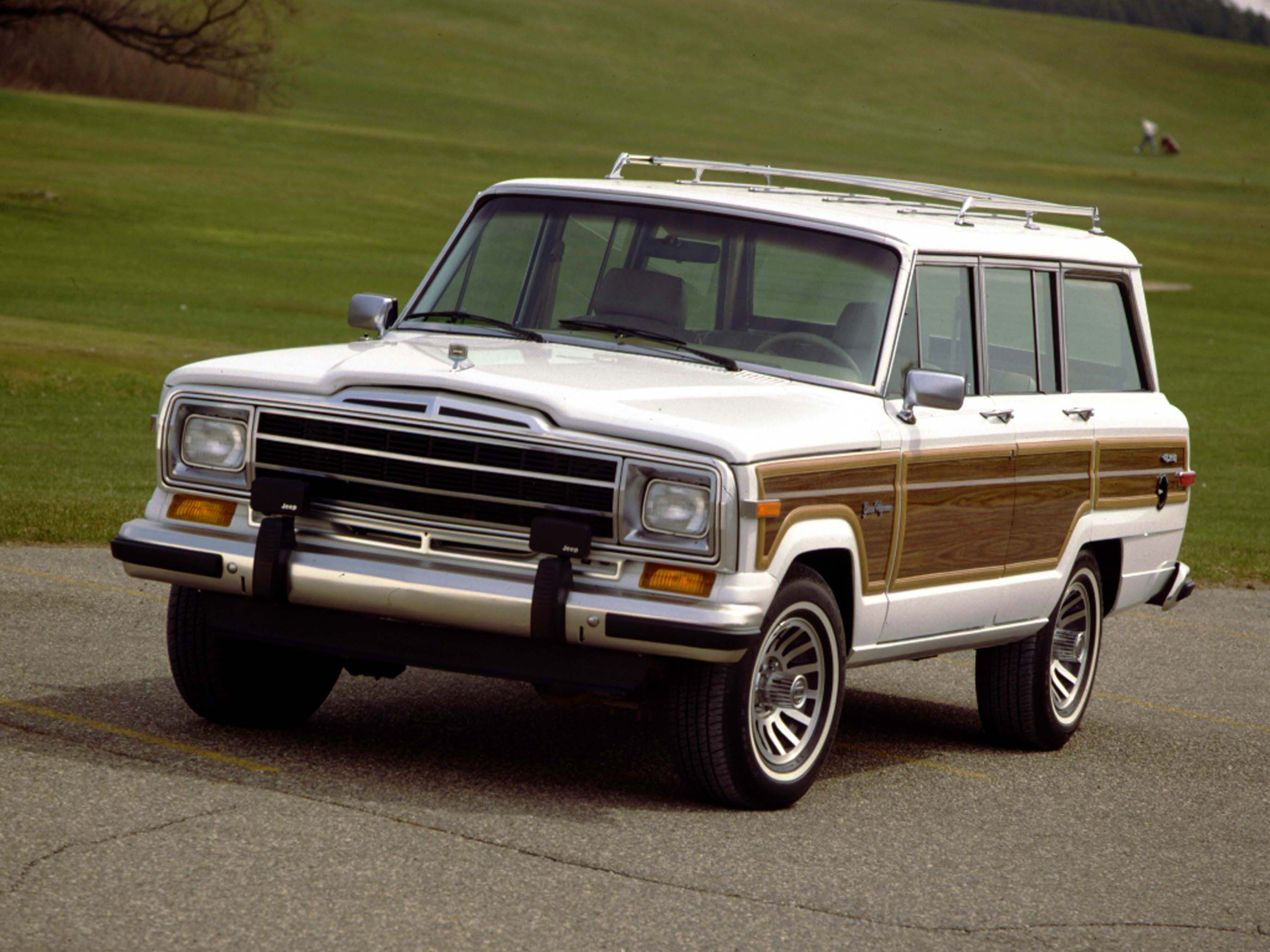 Jeep Grand Wagoneer 2018 >> Jeep Wagoneer And Grand Wagoneer Will Begin Production In 2021