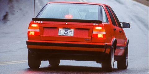 1991 saab 9000 turbo