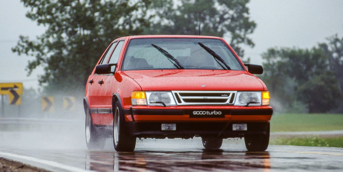Tested: 1991 Saab 9000 Turbo Challenges the Sports Sedan Norm