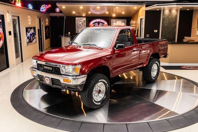 1991 toyota pickup