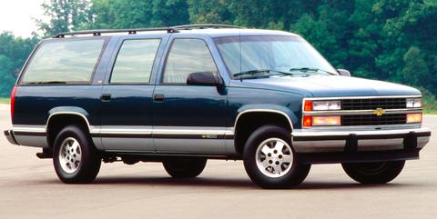 Land vehicle, Vehicle, Car, Chevrolet, Motor vehicle, Chevrolet suburban, Automotive tire, Sport utility vehicle, Chevrolet c/k, Tire,