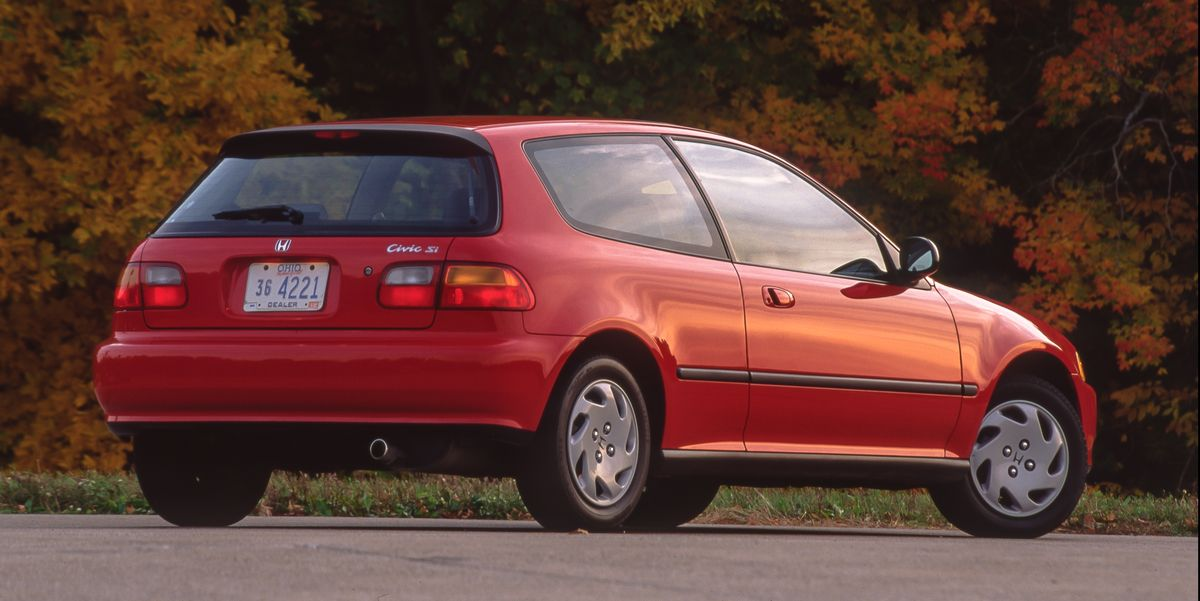 Tested: 1992 Civic Si Hits the Right Marks