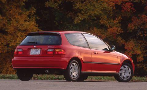 1992 honda civic si hatchback