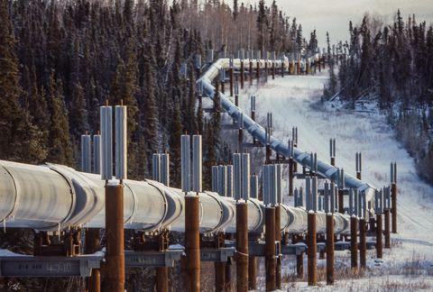 alaskan pipeline, dalton highway