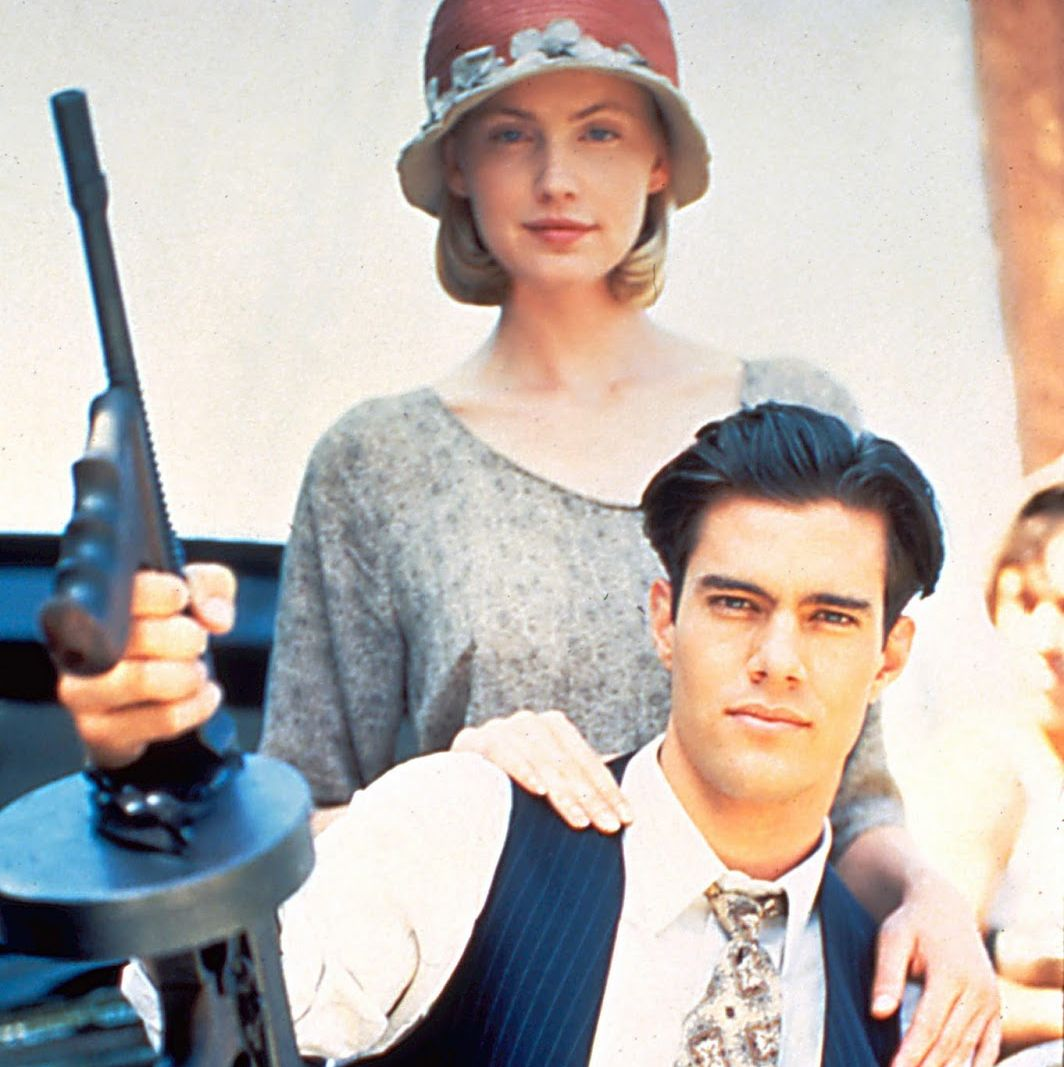 Bonnie & Clyde: The True Story (1992) The '90s were prime time for middling television movies, which is exactly what Bonnie & Clyde: The True Story managed to be—telling the story in a kind of half-baked way that you might enjoy if you have nothing better to do on a Saturday night.