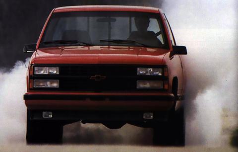 1993 chevrolet 454ss