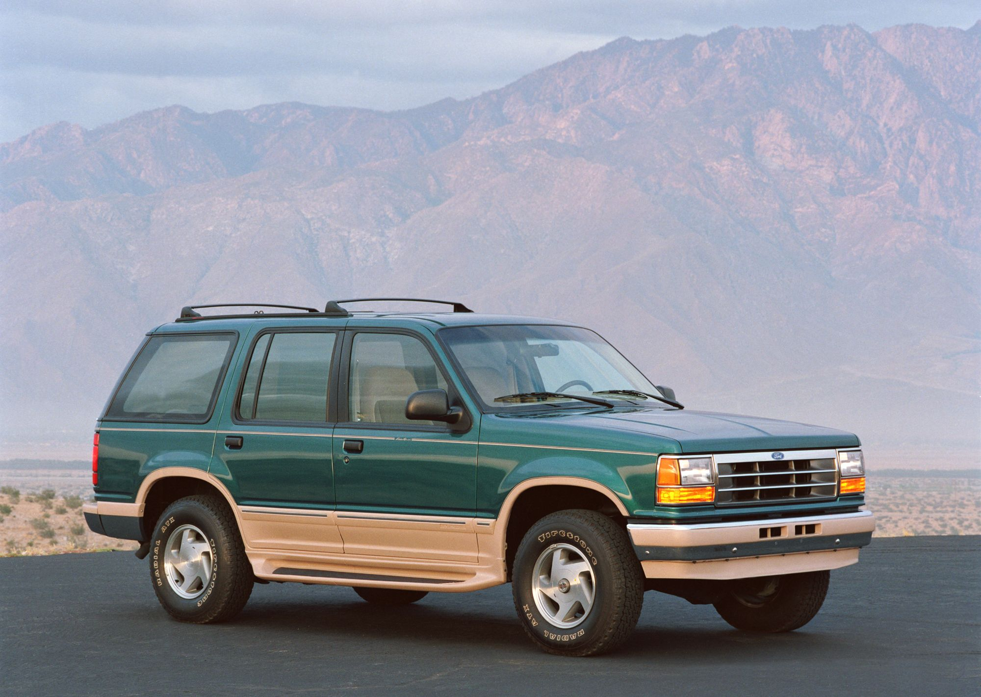 The History of the Ford Explorer, from 1990 to Today