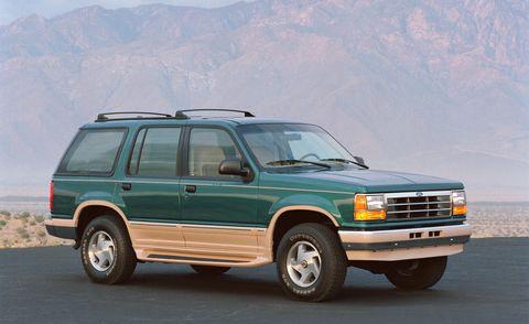 Land vehicle, Vehicle, Car, Sport utility vehicle, Automotive exterior, Ford, Hardtop, Full-size car,