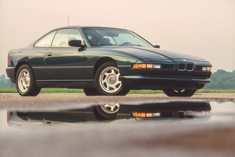 1992 bmw 850i, 1992 porsche 928gts