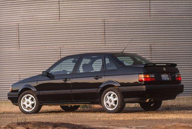 1993 volkswagen passat glx