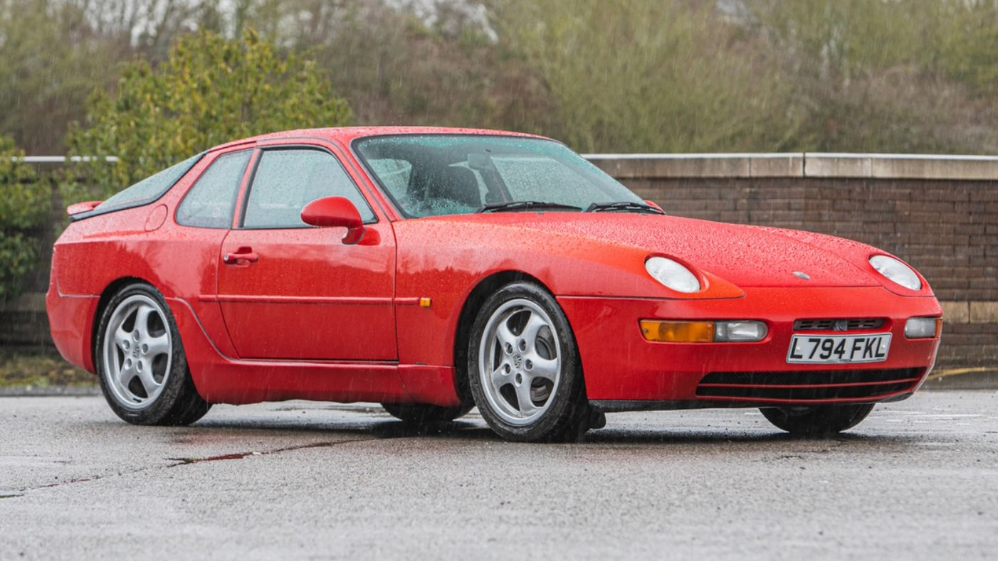 Settle In For A Long Season Of Online Only Classic Car Auctions