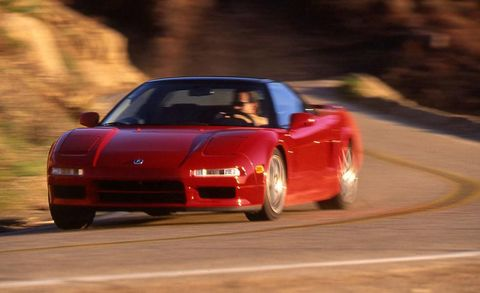 1994 Acura NSX Is a Fighter Jet for the Road