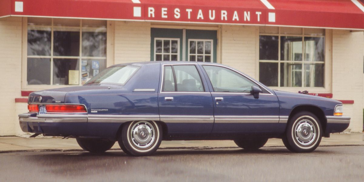 Tested: 1994 Buick Roadmaster Gains Real Firepower