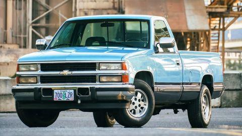 1994 chevrolet c1500 silverado turbo diesel