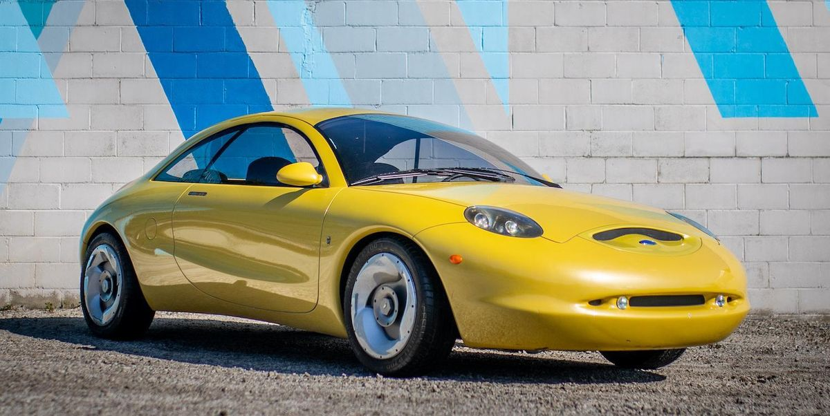 You Can Buy This Hyper-Rare Ford Concept Car...But There's a Catch