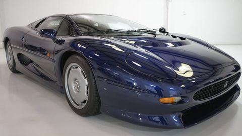 jaguar xj220 venta en ebay