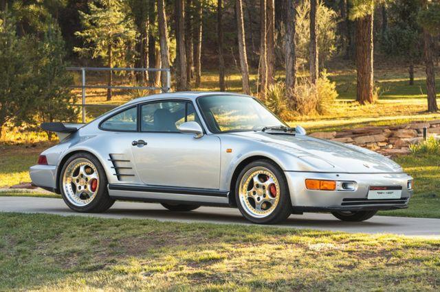 porsche 911 turbo s 964 x83 flachbau