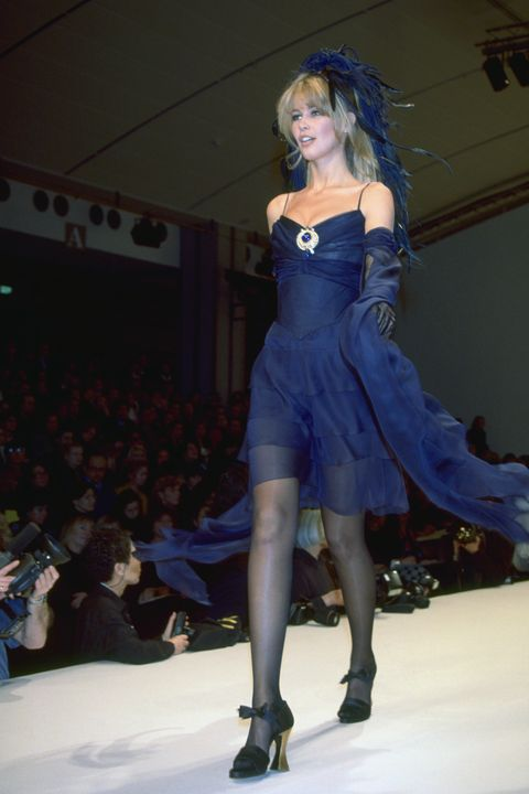 1994 SPRING SUMMER HAUTE COUTURE COLLECTION: CHANEL