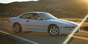 BMW 850CSi subasta