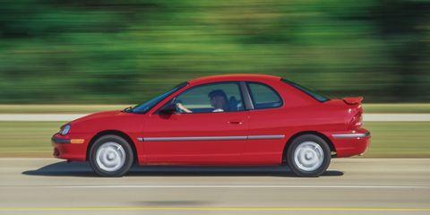 1995 dodge neon sport coupe