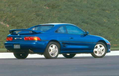 Toyota SW20 MR2 Second generation