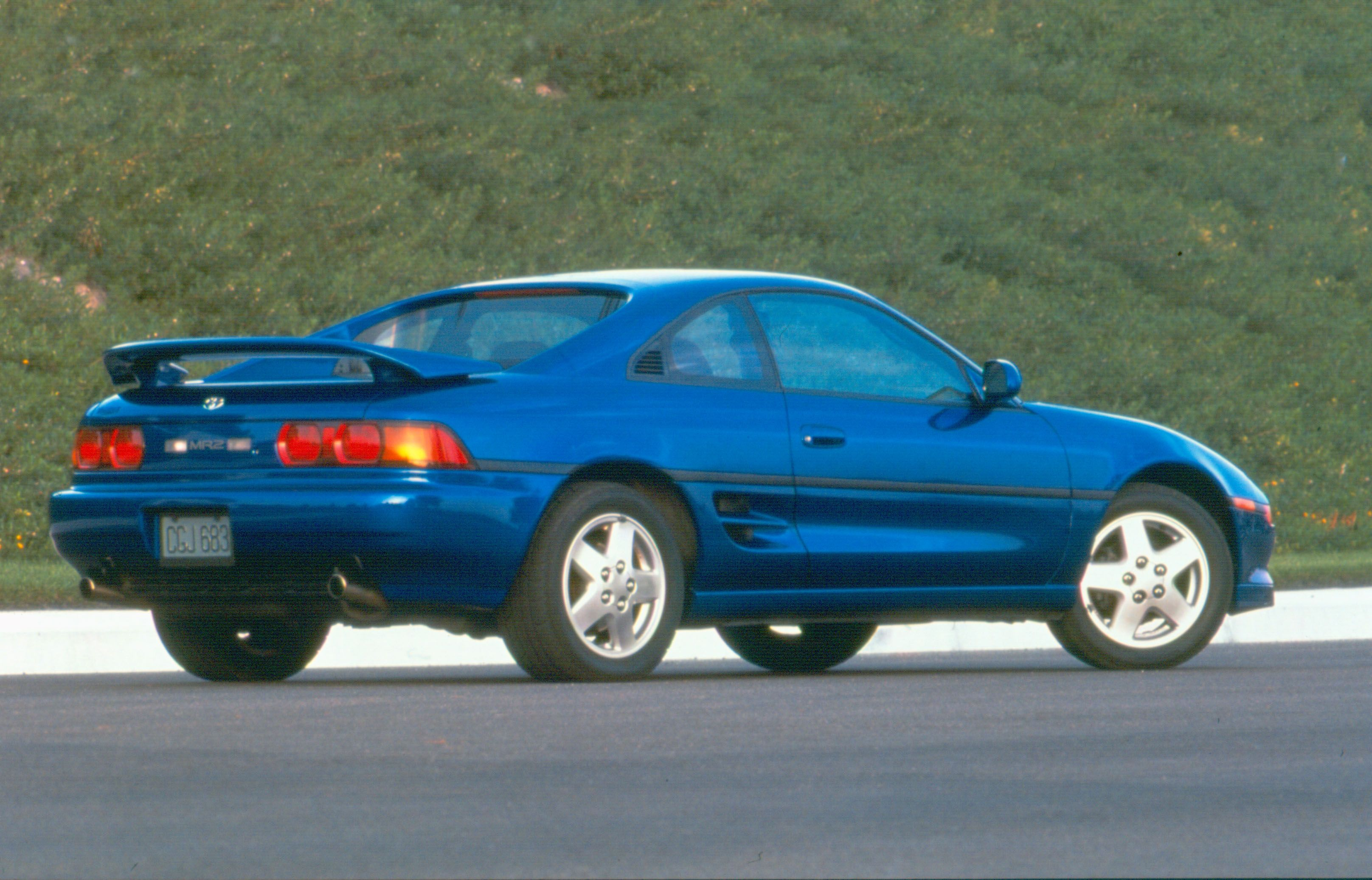 Great Toyota SW20 MR2 Second Generation
