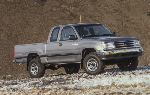1995 toyota t100 xtracab dx
