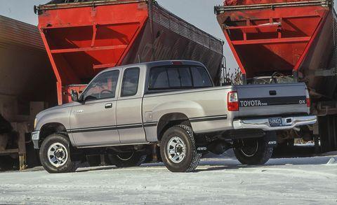 1995 toyota t100