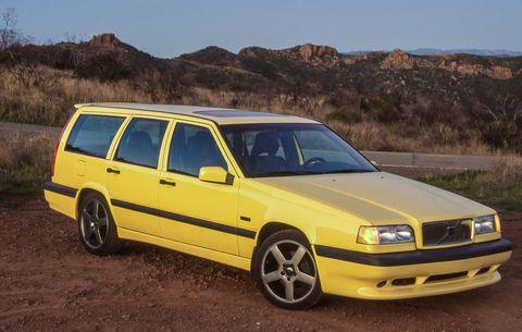 1995 volvo 850 t 5r