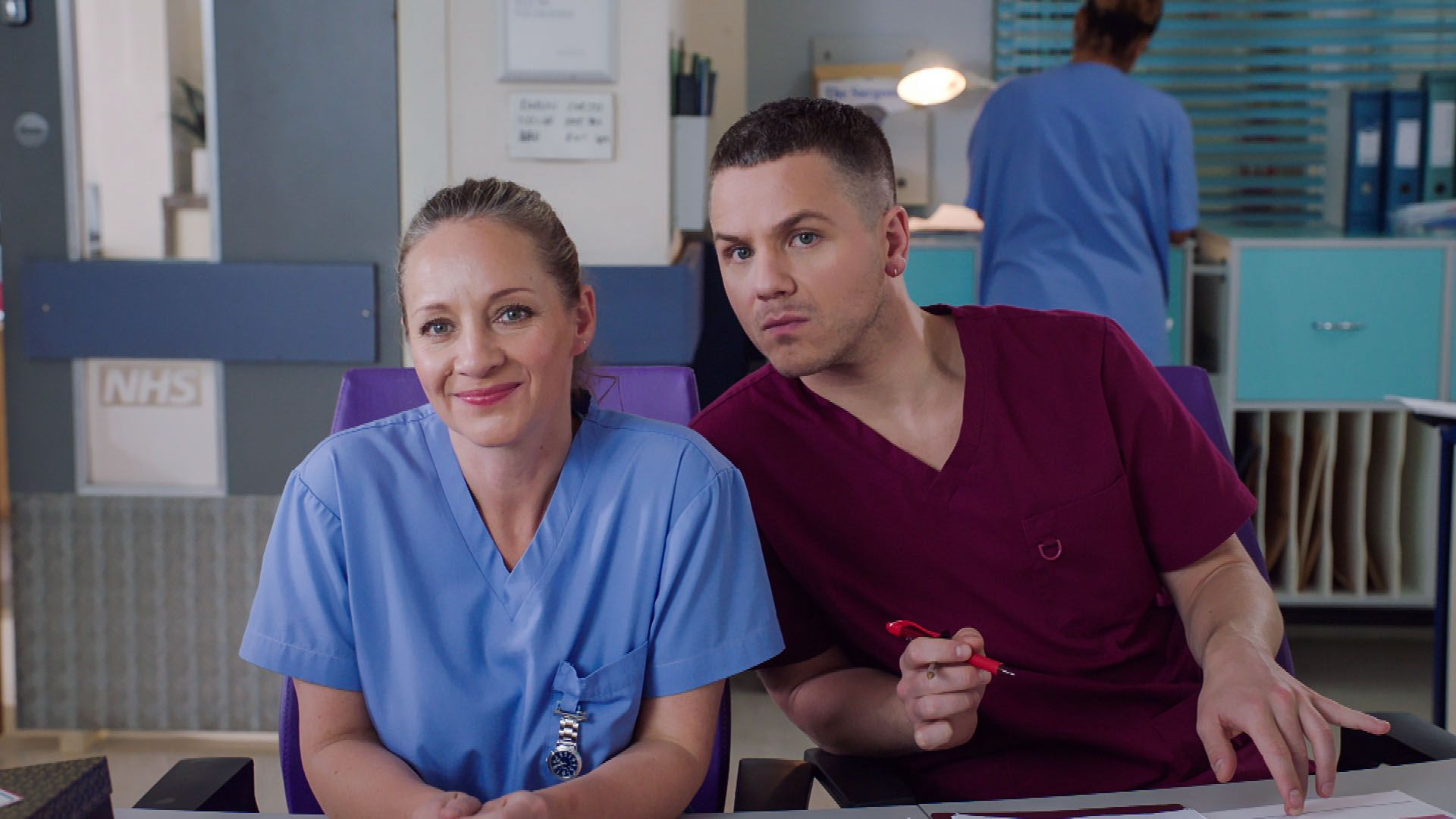 When will holby city back on screen ?