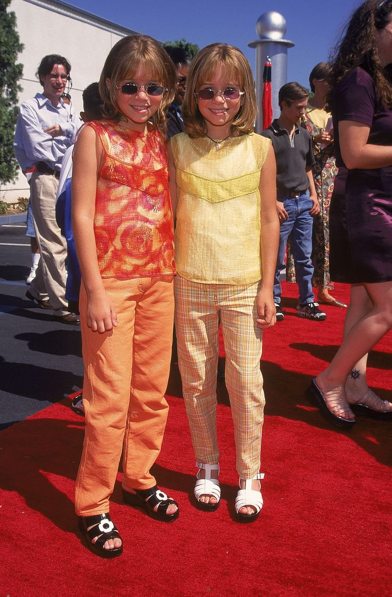 40 Photos Showing The Olsen Twins Transformation - Mary -7019