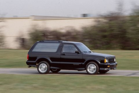 tested 1992 gmc typhoon is the original performance suv tested 1992 gmc typhoon is the