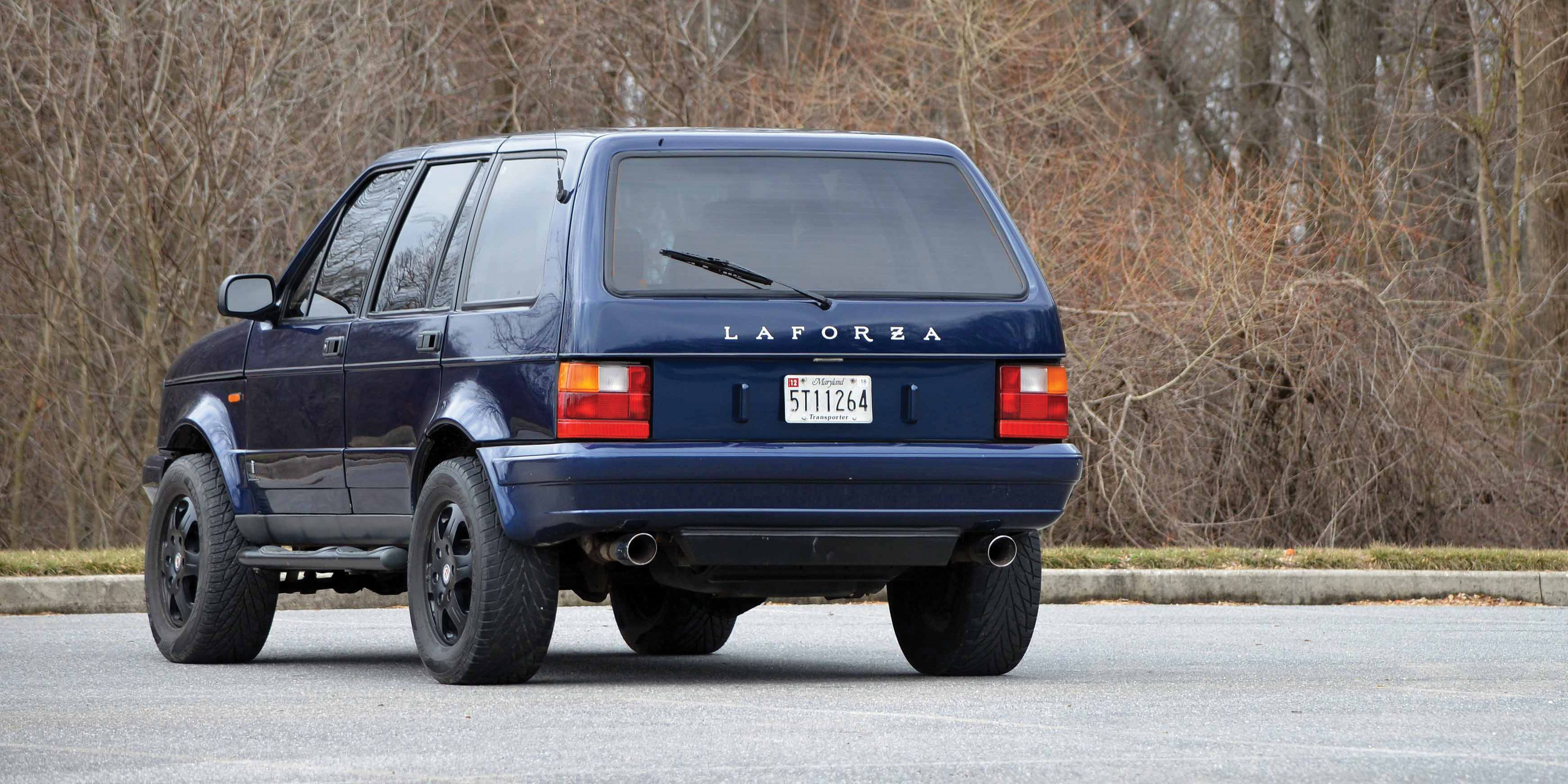 Buy This Laforza Be Too Cool For School
