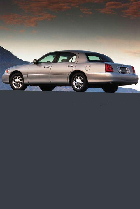 1998: Lincoln Town Car