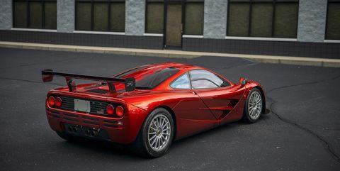 Land vehicle, Vehicle, Car, Sports car, Supercar, Coupé, Race car, Automotive design, Mclaren f1, Performance car,