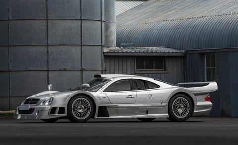 Land vehicle, Vehicle, Car, Sports car, Supercar, Coupé, Mercedes-benz clk gtr, Mercedes-benz, Performance car, Personal luxury car,