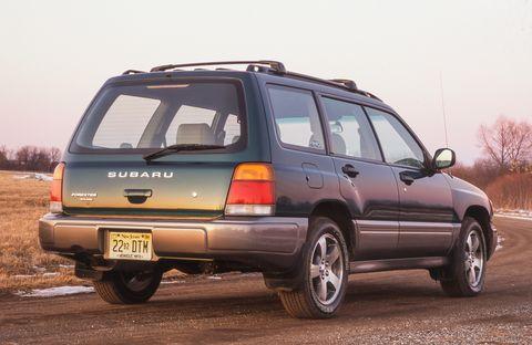 1998 subaru forester s awd