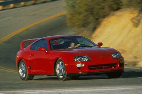 Toyota Supra Buyer's Guide: Every Generation from the Mk1 to Mk5