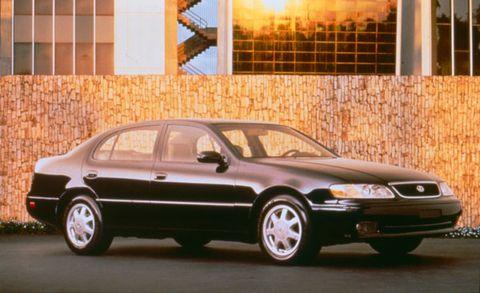 1994 lexus gs