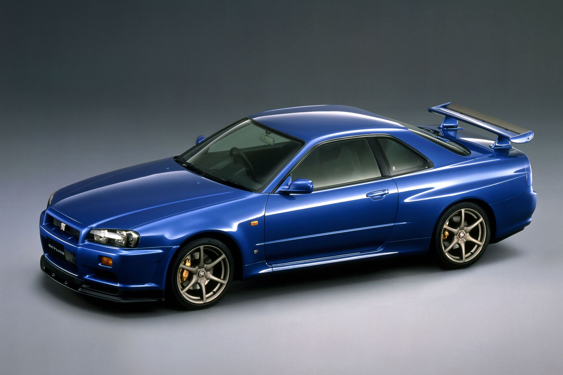 The US Government Is Auctioning a Bunch of Not-Street-Legal JDM Cars