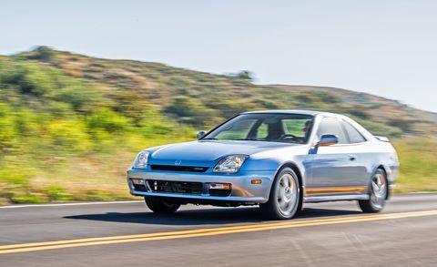 1999 Honda Prelude Type SH – Old-School Sport Compact