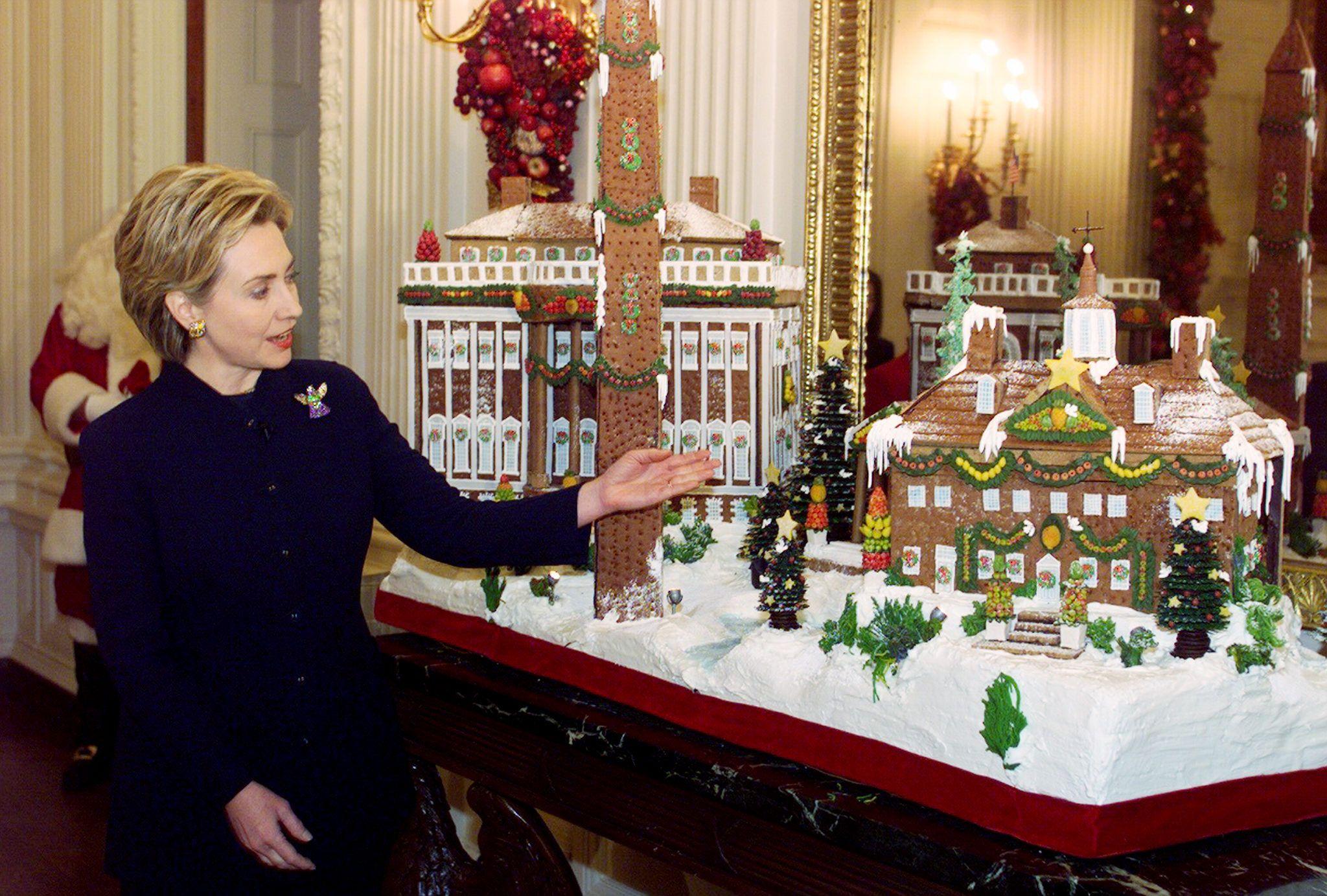 White House Christmas Portrait 2021