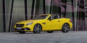 2020 Mercedes-Benz SLC300 Final Edition