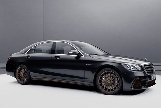 mercedes amg s65 final edition