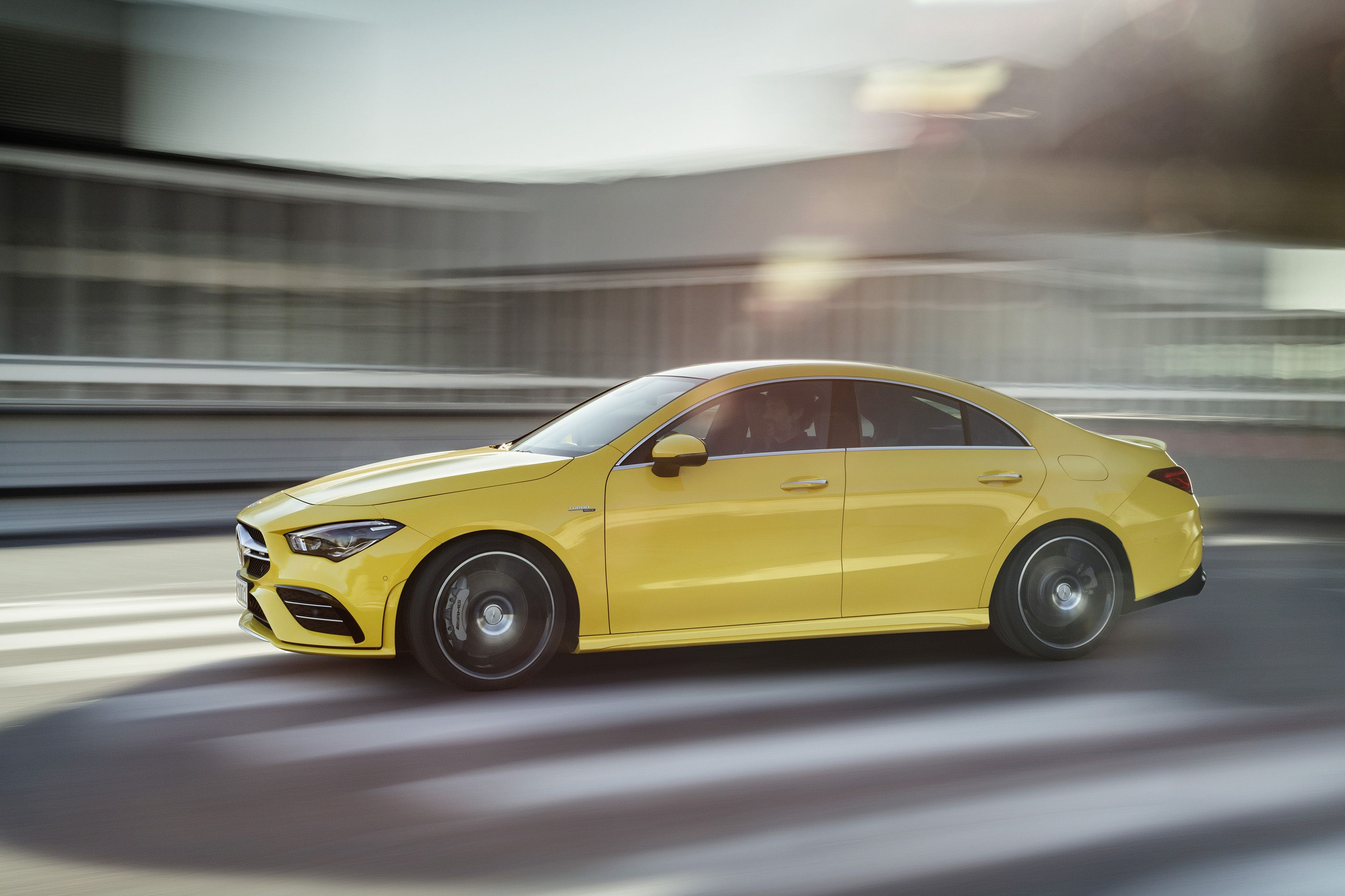 The 2020 Mercedes-AMG CLA35 Is Another Baby AMG