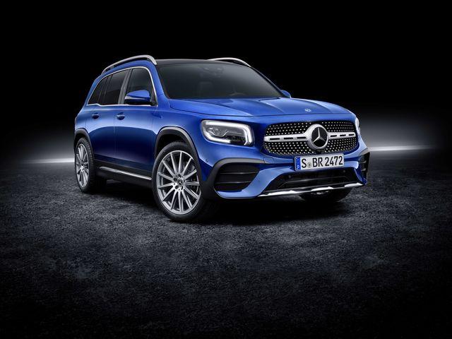 2020 Mercedes-Benz GLB: Specs, Design, Price >> 2020 Mercedes Benz Glb Class