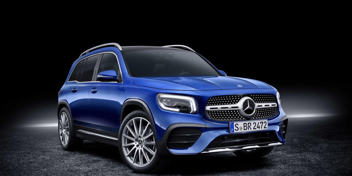 Buick Lease Deals >> 2020 Mercedes-Benz GLB-Class
