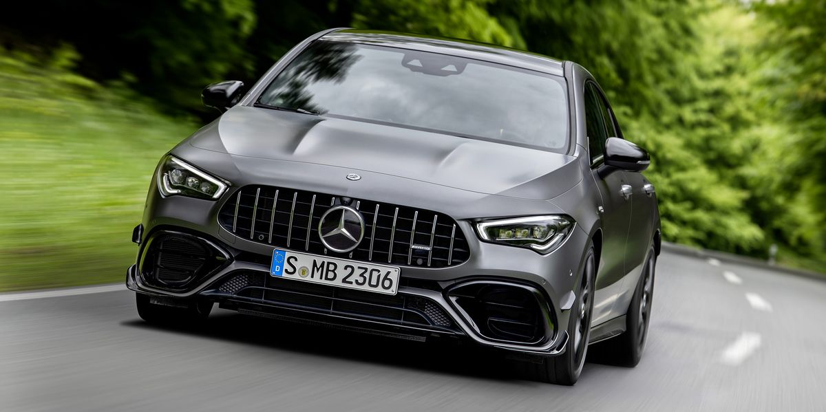 All Approved Auto >> 2020 Mercedes-AMG CLA 45 Revealed With Pictures, HP, and Specs
