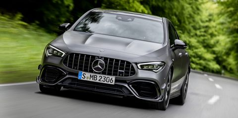 2020 Mercedes Amg Cla 45 Revealed With Pictures Hp And Specs