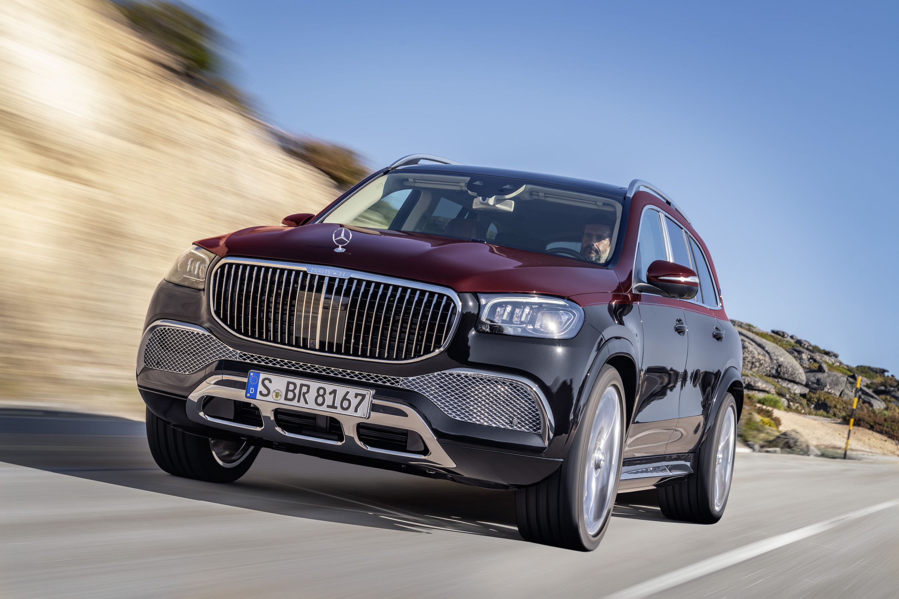 The 2020 Mercedes-Maybach GLS 600 Is the Ultimate Luxury SUV Experience